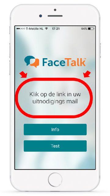 facetalk_printscreen_oude_versie